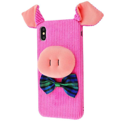 Pink pig case iPhone 7/8/ Plus за $5.50, Код товара - 20190 - Ncase