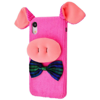 Pink pig case iPhone 7/8/ Plus за $5.50, Код товара - 20191 - Ncase