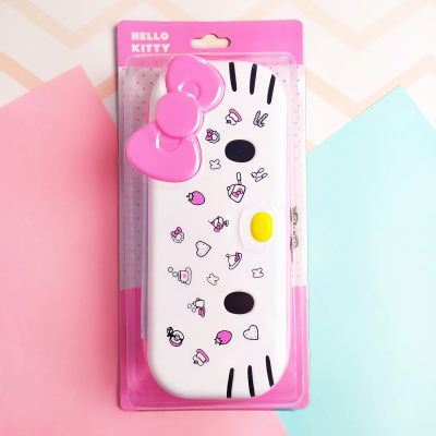 Купить Пенал Hello Kitty Face 22433 - Ncase