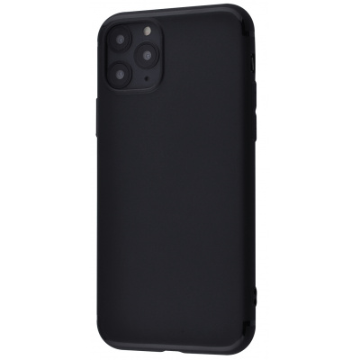 Купить Силикон 0.5 mm Black Matt iPhone 11 Pro 23190 - Ncase