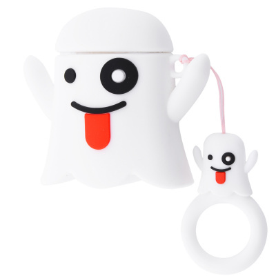 Купить Funny Ghost Case for AirPods 1/2 30125 - Ncase