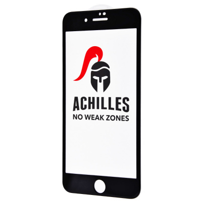 Купить Защитное стекло FULL SCREEN ACHILLES iPhone 7 Plus/8 Plus 17065 - Ncase