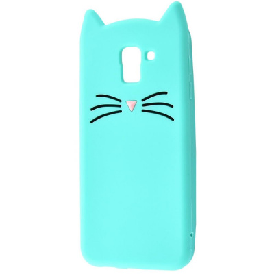 Купить Резина Cat Samsung Galaxy J6 2018 (J600F) 17221 - Ncase