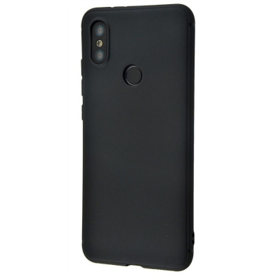 Купить Силикон 0.5 mm Black Matt Meizu M6S 17665 - Ncase