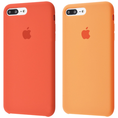 Купить Silicone Case High Copy iPhone 7 Plus/8 Plus 18100 - Ncase