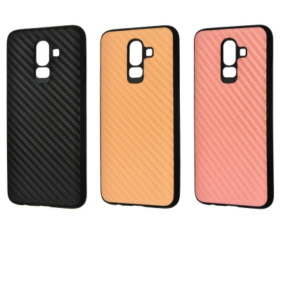 Купить Hard Carbon Case Samsung Galaxy J8 2018 (J810F) 20070 - Ncase