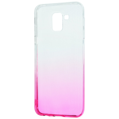 Купить Силикон 0.5 mm Gradient Design Samsung Galaxy J6 2018 (J600F) 20111 - Ncase