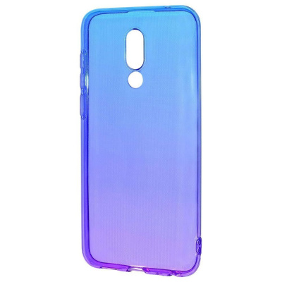 Купить Силикон 0.5 mm Gradient Design Meizu 16 (16X) 20456 - Ncase