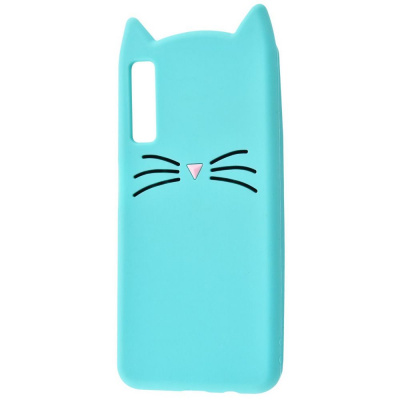 Купить Резина Cat Samsung Galaxy A7 2018 (A750F) 20445 - Ncase