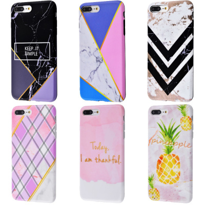 Купить IMD Mramor case (TPU) iPhone 7 Plus/8 Plus 20554 - Ncase