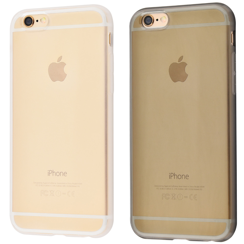 High quality silicone 360 protect iPhone 6/6s