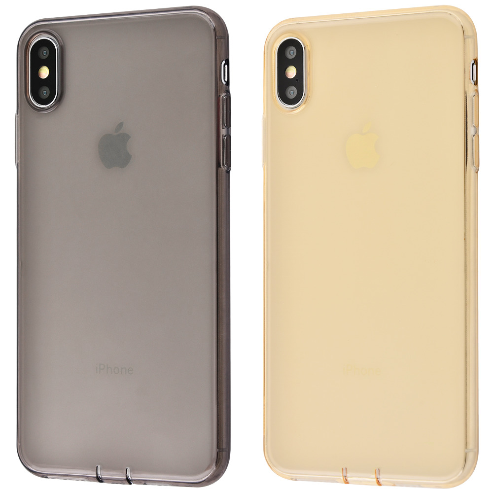 Baseus Simplicity Series With Pluggy (TPU) iPhone Xs Max