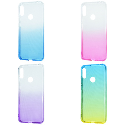 Купить Силикон 0.5 mm Gradient Design Huawei Y6s/Y6 2019/Honor 8A 21230 - Ncase