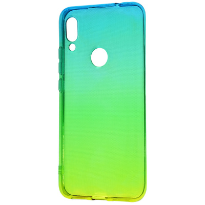 Купить Силикон 0.5 mm Gradient Design Xiaomi Redmi 7 21377 - Ncase
