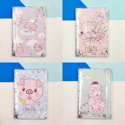 Купить Блокнот with Sparkles and Water Funny Pig 22321 - Ncase