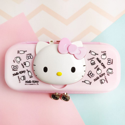 Купить Пенал Hello Kitty 3D Design 22432 - Ncase
