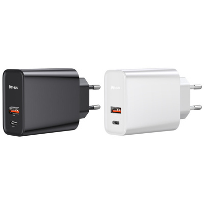 Купить СЗУ Baseus Speed PPS 30W Type-C + USB 22696 - Ncase