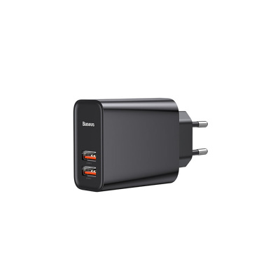 Купить СЗУ Baseus Speed Dual QC3.0 30W 2USB 22697 - Ncase