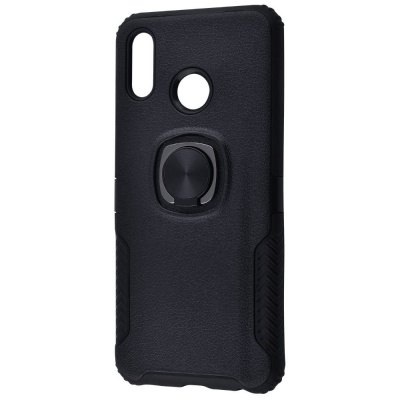 Купить Leather Design Case With Ring (PC+TPU) Honor Play 22822 - Ncase