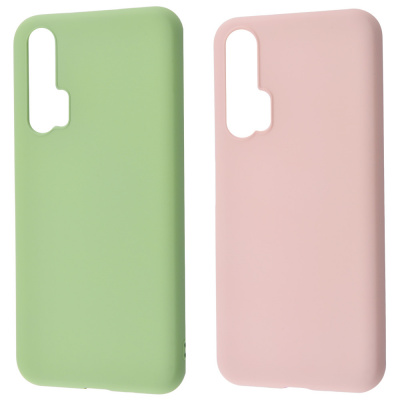 Купить My Colors Matte Case (TPU) Honor 20 Pro 22891 - Ncase