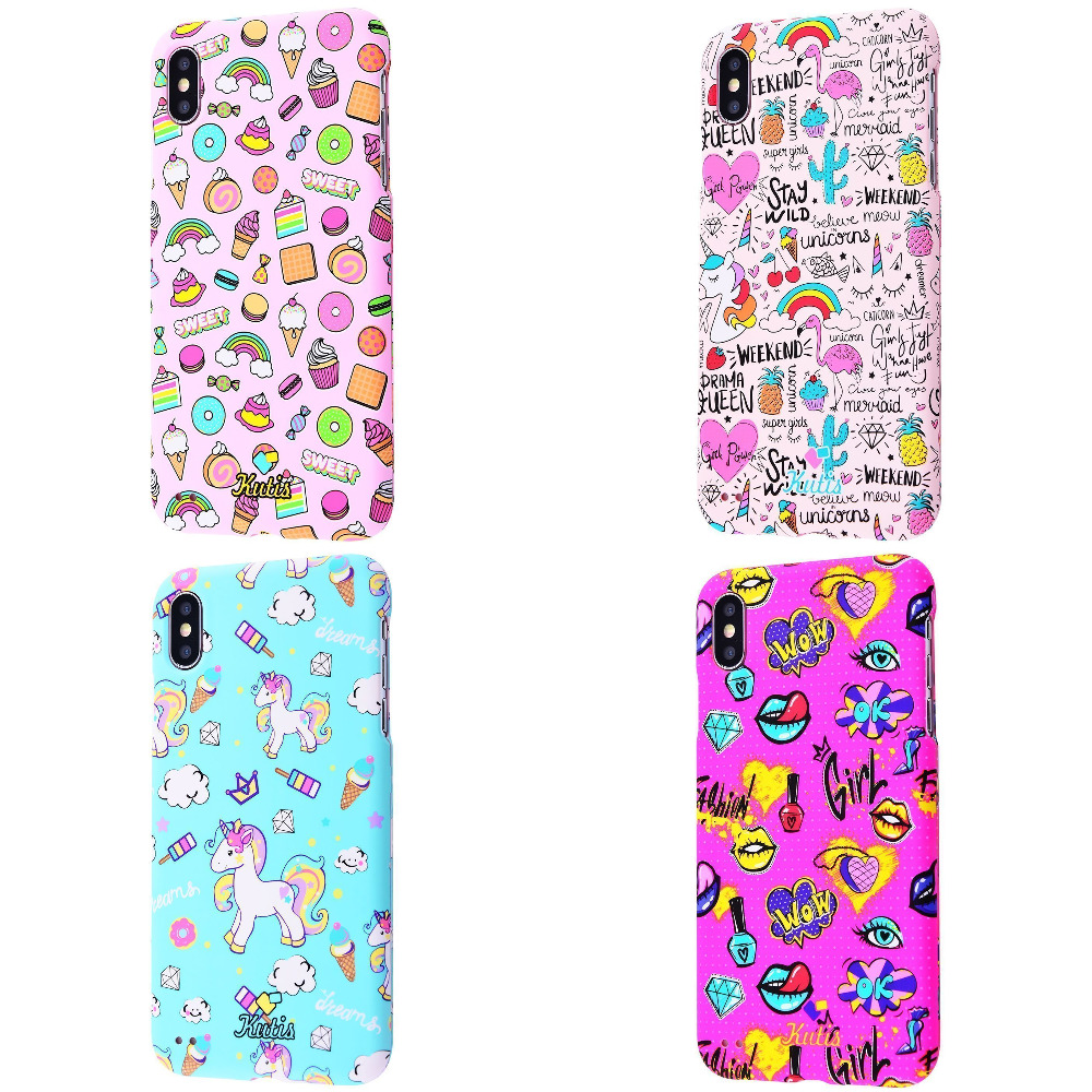 Kutis Protect Case 360 My Style (PC) iPhone Xs Max