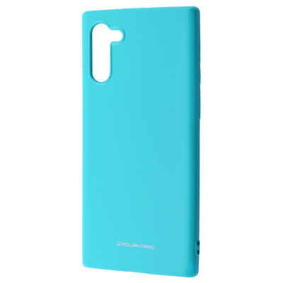 Купить Molan Cano Glossy Jelly Case Samsung Galaxy Note 10 22917 - Ncase