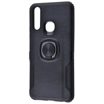 Купить Leather Design Case With Ring (PC+TPU) VIVO Y15/Y17 23060 - Ncase