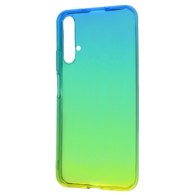 Купить Силикон 0.5 mm Gradient Design Samsung Galaxy Note 10 23044 - Ncase