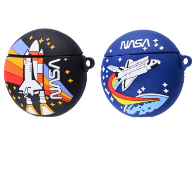 Купить Nasa Rocket Circle Case for AirPods 23133 - Ncase