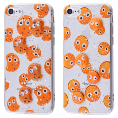 Купить Sweet silicone 3D Case (TPU) iPhone 7/8/SE 2 23288 - Ncase