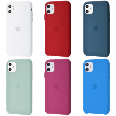 Купить Silicone Case iPhone 11 23325 - Ncase