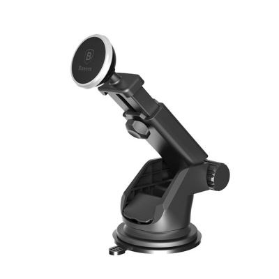 Купить Автодержатель Baseus Solid Series Telescopic Magnetic Car Mount 23500 - Ncase