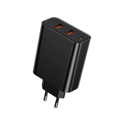 Купить СЗУ Baseus PPS Three Output Quick Charger 60W (Type-C+2USB) 23522 - Ncase