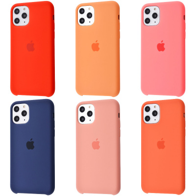 Купить Silicone Case High Copy iPhone 11 Pro Max 23329 - Ncase