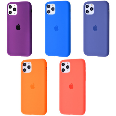 Купить Silicone Case Full Cover iPhone 11 Pro 23526 - Ncase