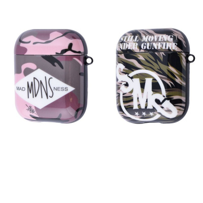 Купить Stickers Print Case for AirPods 1/2 23575 - Ncase