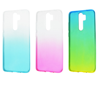 Купить Силикон 0.5 mm Gradient Design Xiaomi Redmi Note 8 Pro 23547 - Ncase