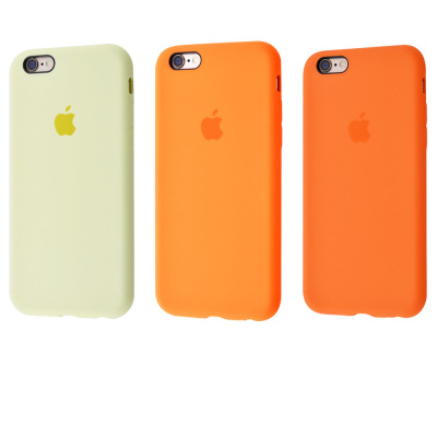 Купить Silicone Case Full Cover iPhone 6/6s 23390 - Ncase
