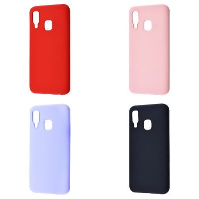 Купить WAVE Colorful Case (TPU) Samsung Galaxy A40 (A405F) 23623 - Ncase