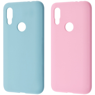 Купить WAVE Full Silicone Cover Xiaomi Redmi 7 23732 - Ncase