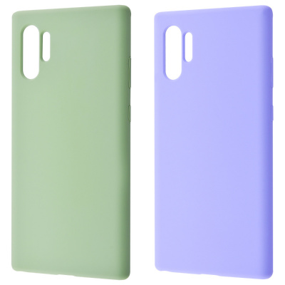 Купить WAVE Full Silicone Cover Samsung Galaxy Note 10 Plus 23724 - Ncase
