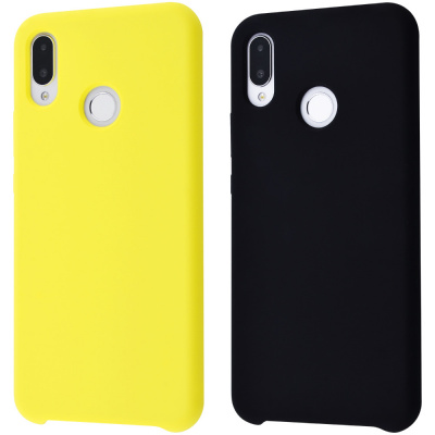 Купить WAVE Full Silicone Cover (3 side) Huawei P Smart+/Nova 3i 23736 - Ncase