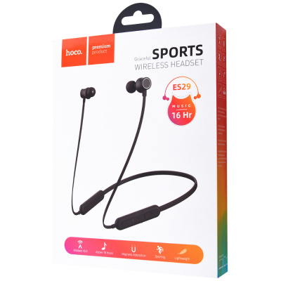 Купить Наушники Hoco ES29 Graceful Sports Bluetooth 23815 - Ncase