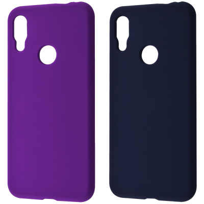 Купить WAVE Full Silicone Cover Xiaomi Redmi Note 7 23734 - Ncase