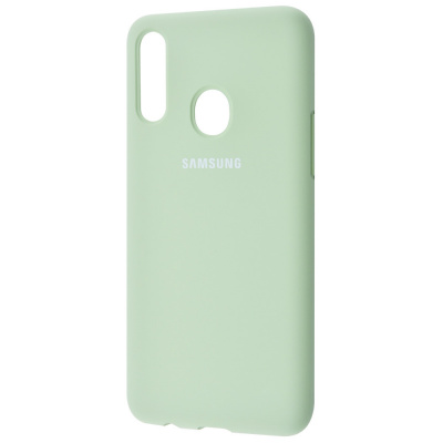 Купить Silicone Cover Full Protective Samsung Galaxy A20s (A207F) 23838 - Ncase