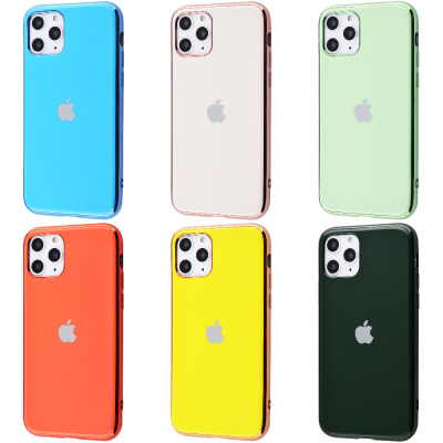 Купить Silicone iPhone case (TPU) iPhone 11 Pro Max 23889 - Ncase