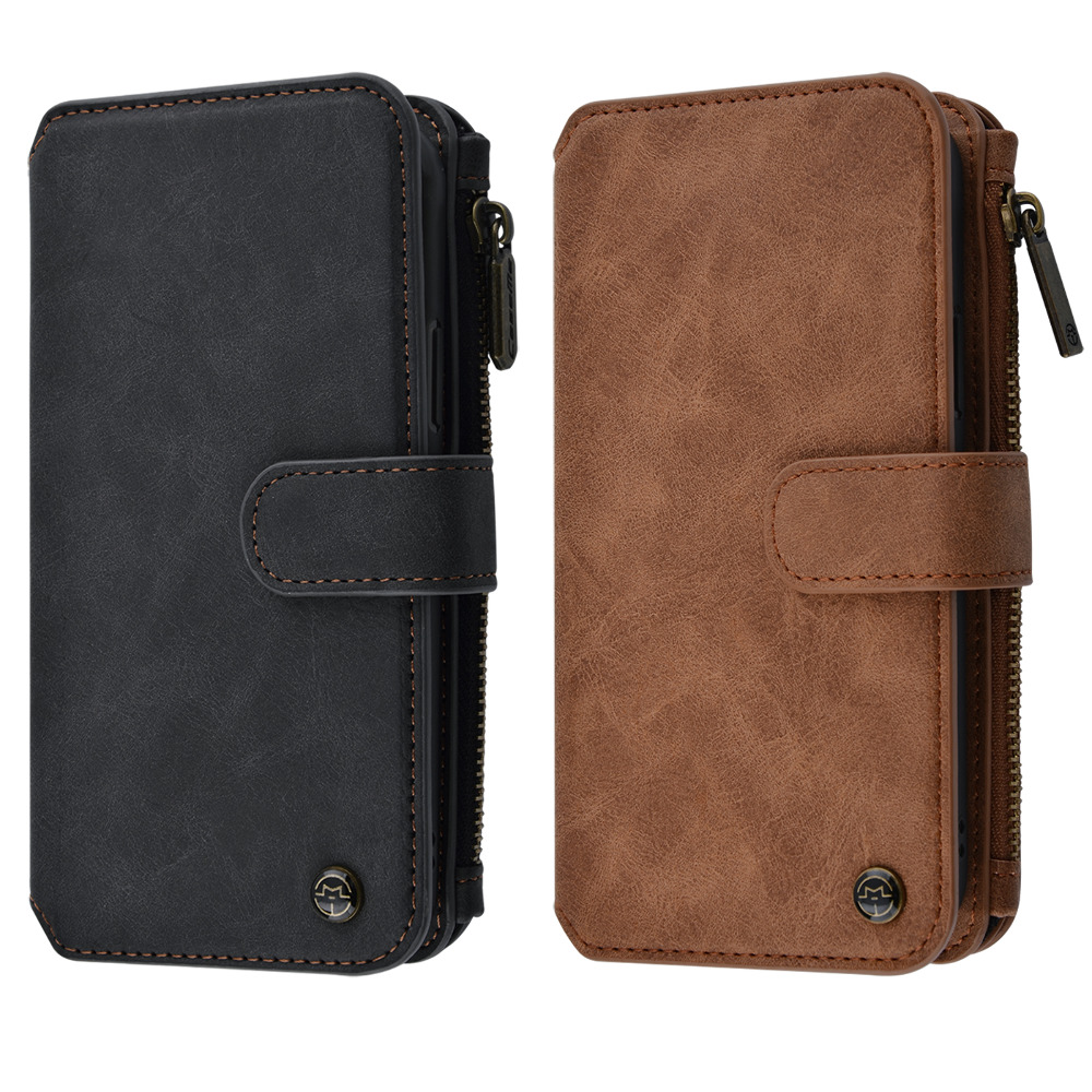 CaseMe Functional Wallet Case 3 in 1 (Eco-Leather+TPU) iPhone 11 Pro