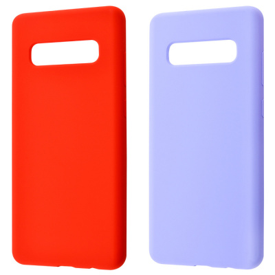 WAVE Full Silicone Cover Samsung Galaxy S10 Plus за $0.00, Код товара - 24066 - Ncase