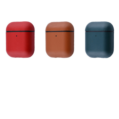 Купить Leather Case (Leather) for AirPods 1/2 24137 - Ncase