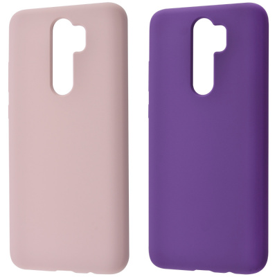 Купить WAVE Full Silicone Cover Xiaomi Redmi Note 8 Pro 24143 - Ncase